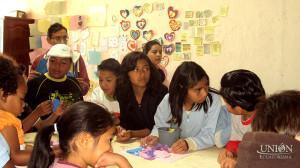 2900 niños participaron de la Escuela Cristiana de Vacaciones en Ecuador.