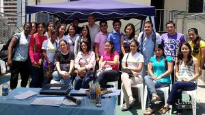 Estudiantes adventistas se capacitaron en Libertad Religiosa.