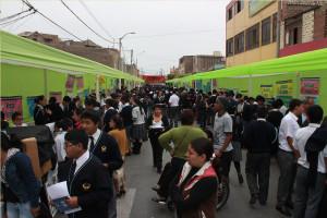 iii feria de ciencia y tecnología corporativa de Colegios Adventistas