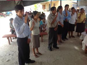 Congregación Disidente regresa a la iglesia adventista