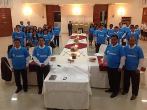 Docentes unen fuerzas en el lanzamiento de la campaña de matrículas 2014
