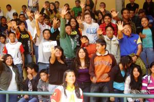 Decenas de personas dicidieron por la esperanza en en el norte de Ecuador.
