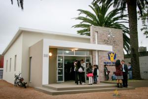 Nueva Iglesia Adventista de Piedras Blancas en Uruguay.