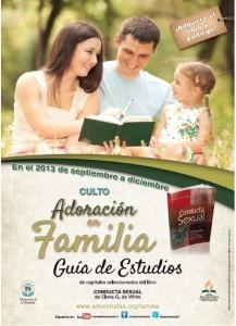 Guía de estudios del programa Adoración en Familia