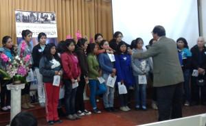 Estudiantes no adventistas participan de La Ultima Esperanza