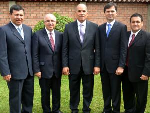 Vicepresidente Mundial de la iglesia adventista visita sede en el Norte del Peru