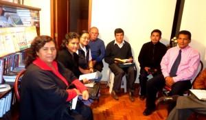 El grupo pequeño prototipo lidera a los demás grupos pequeños de las iglesias, estrategia impulsada por la Misión Ecuatoriana del Sur.