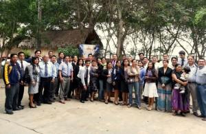 Grupos pequeños del distrito misionero La Península