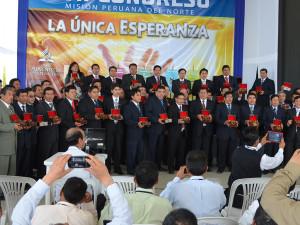 congreso administrativo muestra el desarrollo de la iglesia adventista