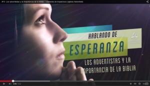 El líder sudamericano expone sobre la importancia de la Biblia y las herramientas que la iglesia usa para su lectura diaria.