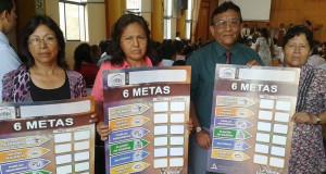 Miles se comprometen con el plan de la iglesia en el Norte del Peru