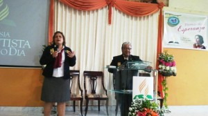 Los líderes de jóvenes de las iglesias, fueron parte importante para la motivación y promoción de este programa.