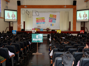 Jovenes en Peru entusiasmados con el lanzamiento del nuevo Culto Joven