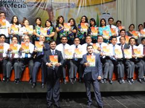 Pastores en Peru participan del Seminario de Enriquecimiento Espiritual V