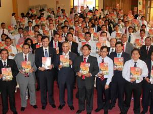 Seminario de enriquecimiento espiritual reúne a pastores de Chiclayo y Trujillo