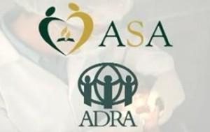 ADRA es una agencia internacional de desarrollo y ayuda humanitaria que pertenece a la Iglesia Adventista del Séptimo Día.