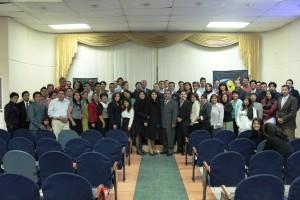 70 voluntarios involucrados en la generación de noticias de la Iglesia Adventista.