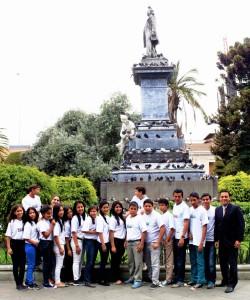 Motivar e involucrar a la juventud de la ciudad de Ambato es uno de los principales propósitos