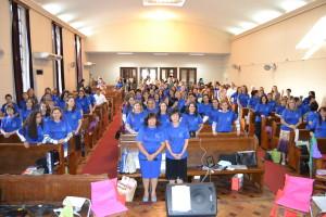 Encuentro de Coordinadoras y lideres del ministerio del niño