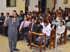 Encuentro de coordinadores de Accion Solidaria Adventista en Peru2