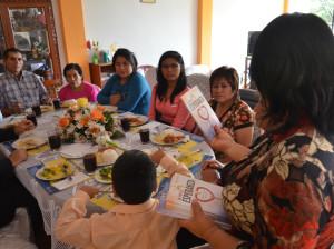 Invitados a la iglesia adventista en todo el norte del Peru participaron de Amigos y Hogares de Esperanza2