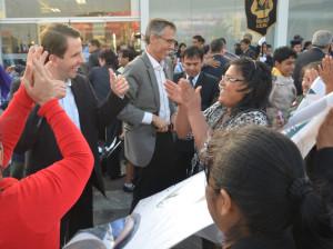Lideres de la iglesia adventista para Sudamerica evangelizarán en Trujillo – Peru1