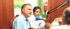 """Medios de comunicación difunden """"La única esperanza"""", en Iquitos, Perú."""