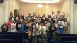 El material del seminario es de gran ayuda para el crecimiento  espiritual