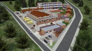 Proyecto del Colegio Adventista Ambato