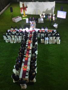 Concilio de Administradores y Departamentales en el Norte del Peru1