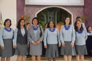 Docentes del Colegio Adventista del Ecuador