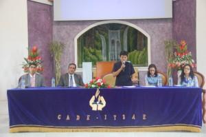 Acto de inicio de las actividades académicas 2014
