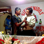 Bautismo en el Distrito Misionero Villa Remedios