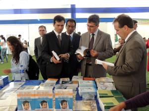 Feria del Libro Cristiano en Peru convoco a miles de personas
