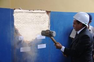 """Colegio Adventista  """"Huancayo"""" construirá nuevos ambientes en un terreno de 475 m2."""