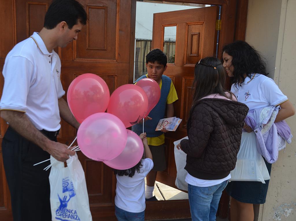 Alcalde en Perú respaldó campaña de lectura y felicitó iniciativa de la iglesia adventista3