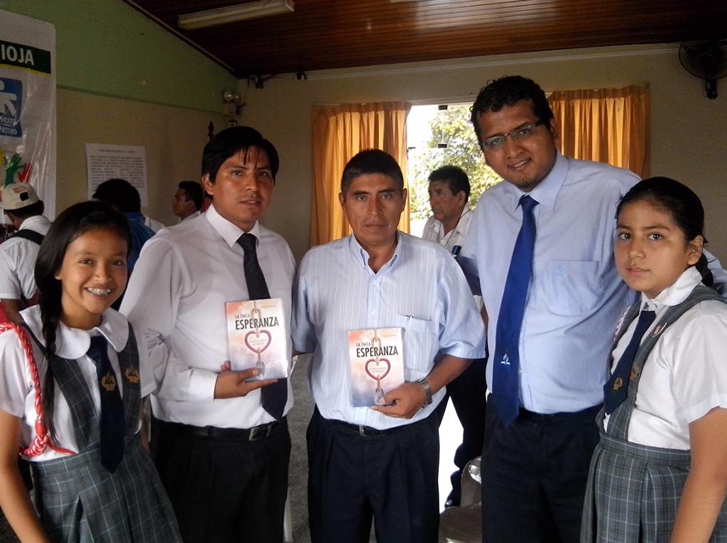 Alcaldes de la región San Martín respaldaron la campaña de Impacto Esperanza