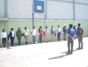 El curso de Primeros Auxilios inició con la división de grupos de trabajo