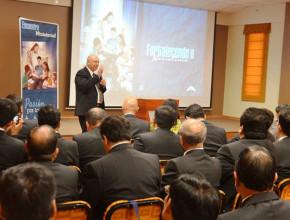 Encuentro Ministerial fortalece la pasión por la familia en los pastores del norte del Perú