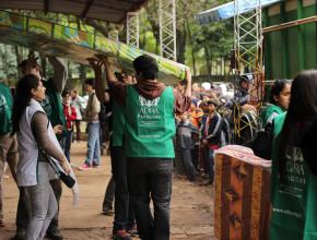 ADRA Paraguay canaliza donaciones para damnificados por las inundaciones.