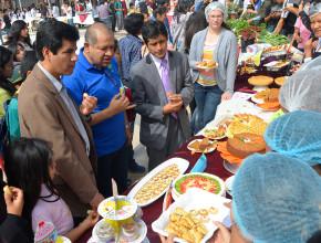Universidad Adventista en Perú promueve exposición de proyectos estudiantiles