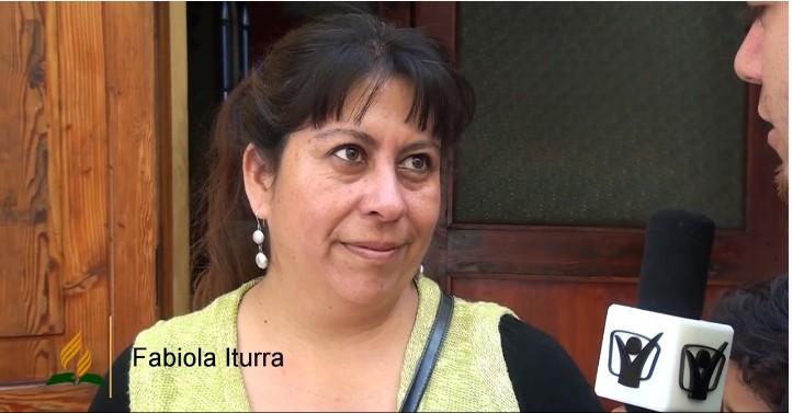 Fabiola madre de Luis Ignacio dio su testimonio de como Dios transformó su vida por medio del libro La Única Esperanza.