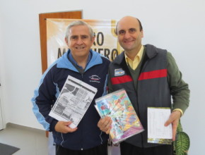 Líder de Publicaciones en Argentina acompañañndo el programa ColportAR
