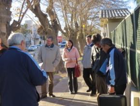 Grupo de colportores y pastores participando de ColportAR