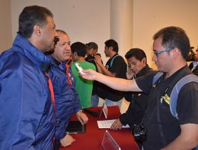 Conferencia de Prensa en Cajamarca destaca el proyecto Misión Caleb1