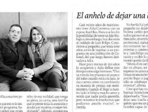 La alternativa permite entregarle al niño , niña, o adolecente un núcleo familiar que lo pueda acoger. (Imagen: El Sur- diario chileno)