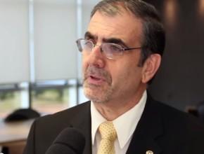 Roberto Giaccarini, director de ADRA Argentina en entrevista para ASNTV hablando sobre el proyecto Visión Wichí.