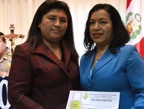 Campaña Rompiendo el Silencio recibe reconocimiento en Perú