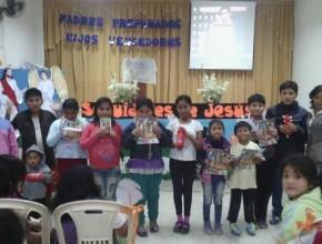 """Colegio """"Ricardo Palma"""" de Huacho enfatizo en una semana los seminarios sobre Rompiendo el Silencio en la localidad de Atalaya"""