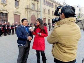 Entrevista de Medios de Comunicación al Dir. de ASEA-MBO